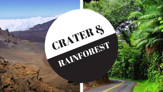 Crater & Rainforest
